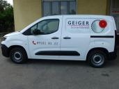 Hol- und Bringdienst - Schärfdienst Geiger